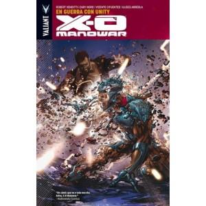 X-O Manowar 5. En Guerra con Unity