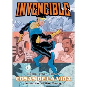 Invencible 06: El primero de la clase