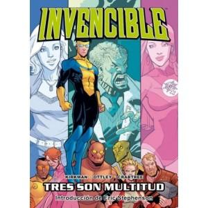 Invencible 08: Un mundo diferente