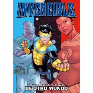 Invencible 10: Mi marciano favorito