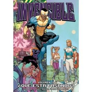 Invencible 18: Lazos familiares