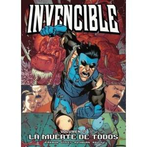 Ver más grande Invencible 19: ¿Que esta pasando?