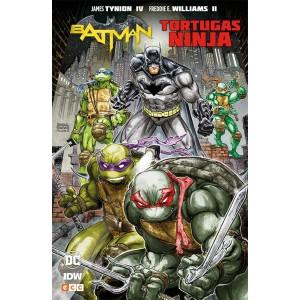 Batman/Tortugas Ninja