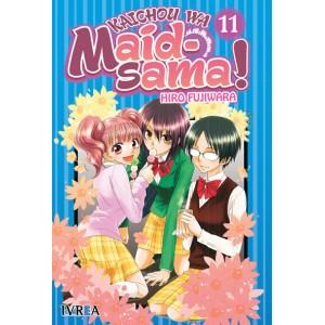 Kaichou Wa Maid-Sama! nº 11