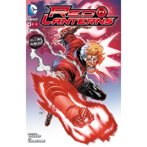 Red Lanterns nº 08