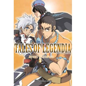 Tales of Legendia nº 03