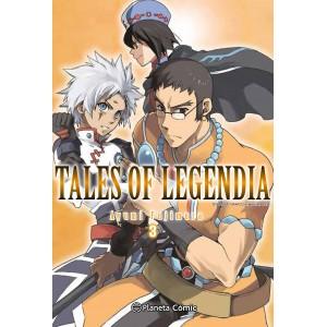 Tales of Legendia nº 02