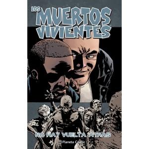 """Los Muertos Vivientes nº 25 """"No hay vuelta atras"""""""