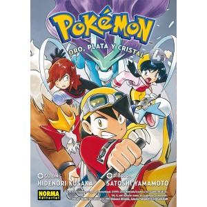 Pokemon nº 08: Oro, Plata y Cristal 04