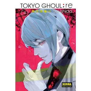 Tokyo Ghoul Re nº 04