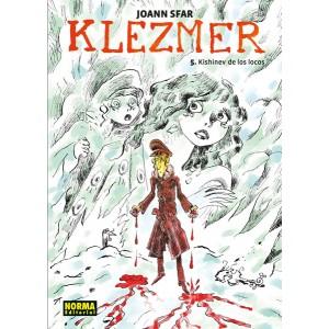 Klezmer nº 05. Kishinev de los Locos