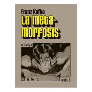 La Metamorfosis de Kafka (El manga)