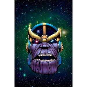 OGN. Thanos: La Revelación del Infinito