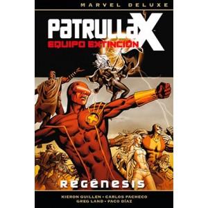 Patrulla-X. Equipo de Extincion, Regenesis (Marvel Deluxe)