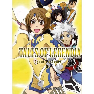 Tales of Legendia nº 03