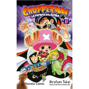 Chopperman nº 02