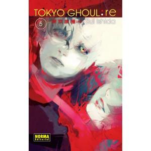 Tokyo Ghoul Re nº 05