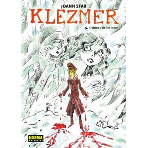 Klezmer nº 04 - ¡Trapecio Volador!