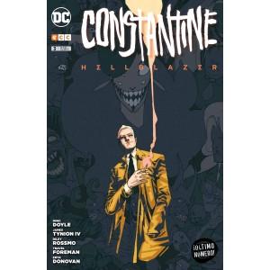 Constantine: Hellblazer nº 03