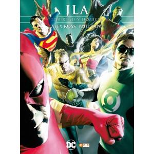 JLA: Libertad y justicia