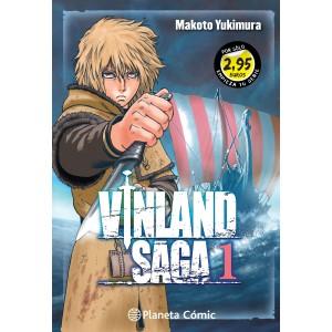 Vinland Saga nº 01 - Oferta -