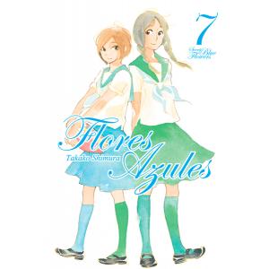 Flores Azules nº 07