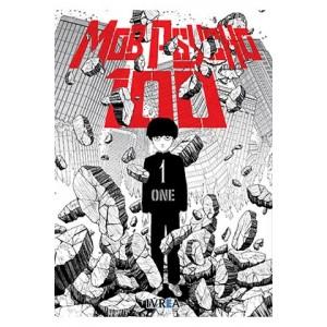 Mob Psycho 100 nº 01