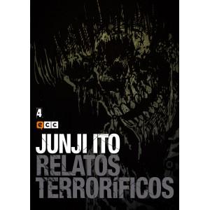Junji Ito: Relatos terroríficos nº 04