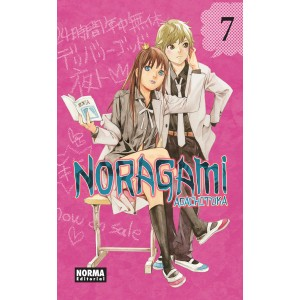 Noragami nº 07