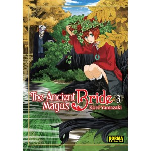 The Ancient Magus Bride nº 02