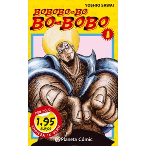 Bobobo nº 01 (Promoción)