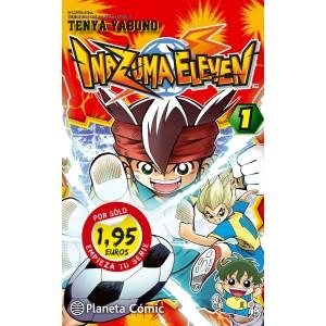 Inazuma Eleven nº 01 (Promoción)