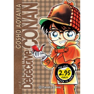Detective Conan Kanzenban nº 01 (Promoción)