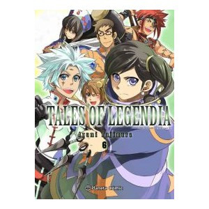 Tales of Legendia nº 06