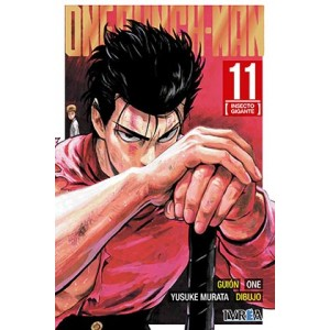 One Punch-man nº 11