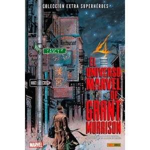 El Universo Marvel de Grant Morrison