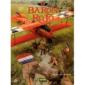 Barón Rojo nº 03. Torreones y Dragones