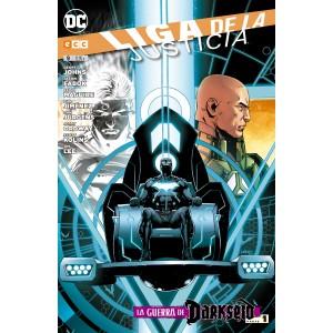 Liga de la Justicia (reedición trimestral) nº 09