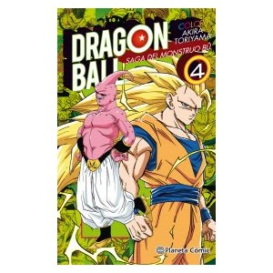 Dragon Ball Color Bu nº 04 (De 6)