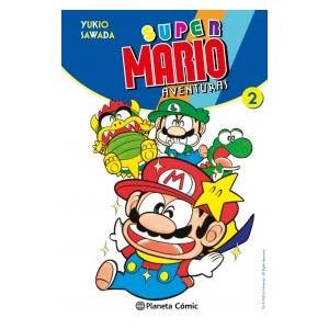 Super Mario Aventuras nº 02