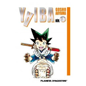 Yaiba nº 04 (de 12)
