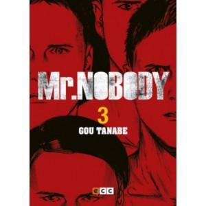 Mr. Nobody nº 03