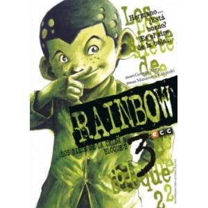 Rainbow, los siete de la celda 6 Bloque 2 nº 03