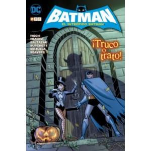 El Itrepido Batman: Truco o Trato