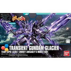 HG GUNDAM TRANSIENT GLACIER 1/144