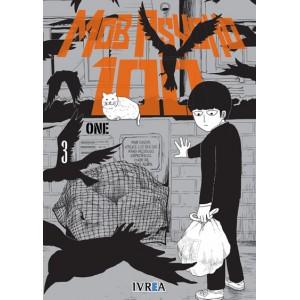 Mob Psycho 100 nº 03