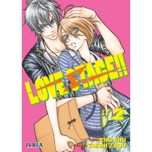 Love Stage nº 02