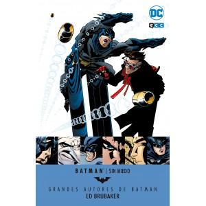 Grandes Autores de Batman: Ed Brubaker – Sin miedo