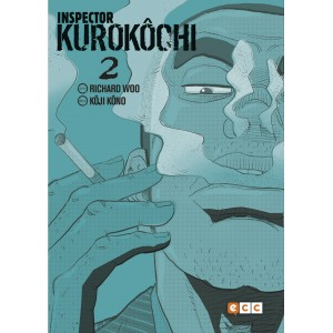 Inspector Kurokôchi nº 02