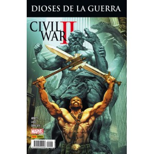 Civil War II Crossover 2 Dioses de la guerra
